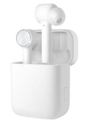 Беспроводные наушники Xiaomi Mi Air True Wireless Earphones White (ZBW4458TY) - фото 6336