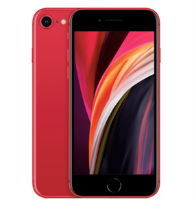 Смартфон iPhone SE (2020) 64Gb RED (MX9U2)