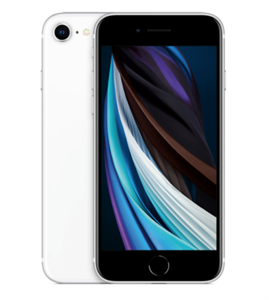 Смартфон iPhone SE (2020) 64Gb White (MX9T2)