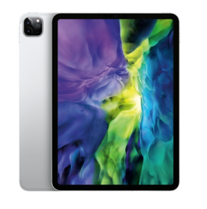 "Планшет iPad Pro 11"" (2020) Wi-Fi + Cellular 128GB Silver (MY2W2)"