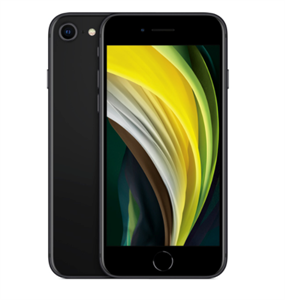 Смартфон iPhone SE (2020) 128Gb Black (MXD02)
