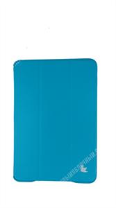 Чехол для iPad mini 1/2/3 под кожу Jison case, голубой