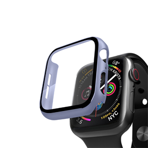 Кейс Deppa со стеклом для Apple Watch 4/5 series, 40mm, лавандовый