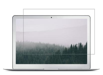 Защитное стекло для MacBook Air 13' (до 2018г), прозрачное