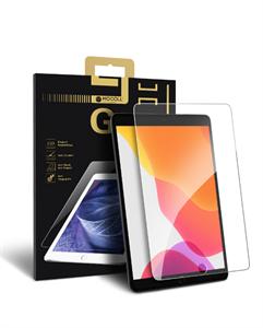 Стекло защитное для iPad 10.2 2.5D Mocoll, полноразмерное (Golden Armor), прозрачное