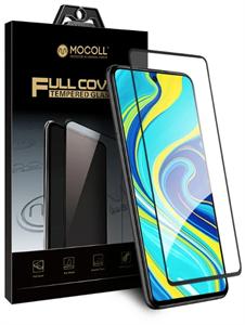 Защитное стекло для Xiaomi Redmi Mi9T/Mi9T Pro 2.5D Mocoll (серия Storm), черный