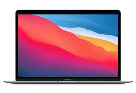 Ноутбук MacBook Air 13 Space Gray (2020) (M1, 8 ГБ, 256 ГБ SSD) MGN63RU/A