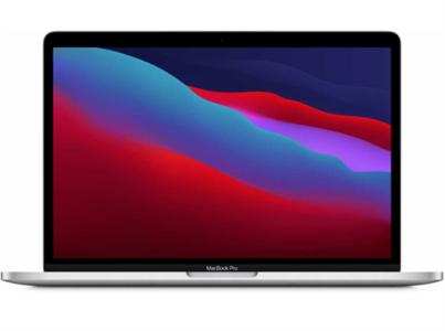 Ноутбук MacBook Pro 13 Silver (2020) (M1, 8 ГБ, 512 ГБ SSD, Touch Bar) MYDC2RU/A