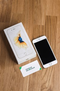 TRADE-IN | iPhone 6s 16Gb Gold [*7205]