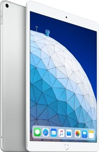Планшет iPad Air 2019 Wi-Fi+Cellular 256 ГБ silver (MV0P2)