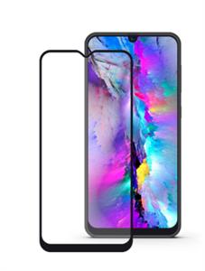 Защитное стекло для Samsung A10, 3D, черное