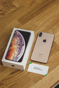 TRADE-IN | iPhone Xs Max 64Gb Gold [*5413]