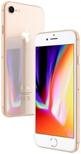 Смартфон iPhone 8 64Gb Gold (MQ6J2)