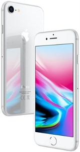 Смартфон iPhone 8 64Gb Silver (MQ6H2)