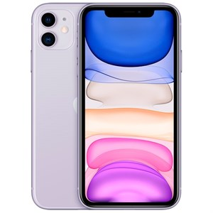 Смартфон iPhone 11 128GB Purple (MWM52)