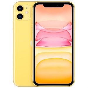Смартфон iPhone 11 128GB Yellow (MWM42)