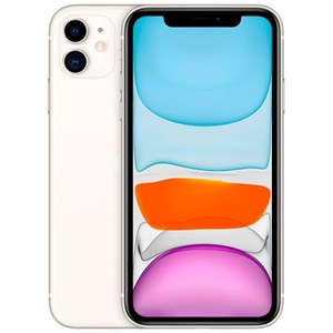 Смартфон iPhone 11 64Gb White (MWLU2)