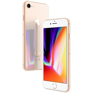 Смартфон iPhone 8 128Gb Gold (MX182)