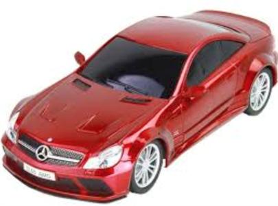 Радиоуправляемая машина iCess Bluetooth Mersedes-Benz SL65 AMG Красный (УЦЕНКА, только Android)