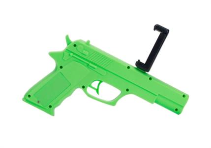 Игровой пистолет Rock: AR Game Gun (оборудование для игр виртуальной реальности), зеленый
