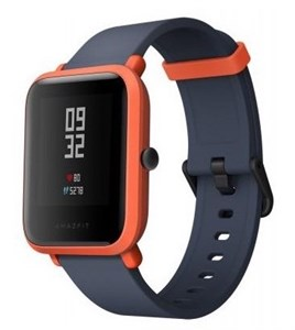 Часы Xiaomi Huami Amazfit Bip Cinnabar RED [SKU:UYG4022RT]