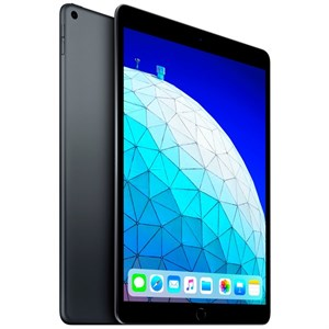 Планшет iPad Air 2019 Wi-Fi+Cellular 64 ГБ Space gray (MV0D2R)