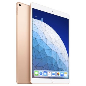 Планшет iPad Air 2019 Wi-Fi+Cellular 64 ГБ Gold (MV0F2)